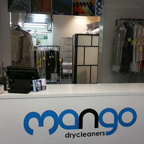 Mango dry cleaners
